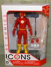 "FLASH DC Comics Icons DC Collectibles 6"" Action Figure CHAIN LIGHTNING"