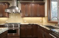 10' x 10' Chocolate Maple Glaze Kitchen Cabinets