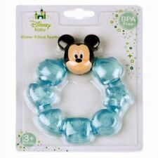 BABY TEETHER WATER FILLED RING SOOTHER MICKEY MOUSE
