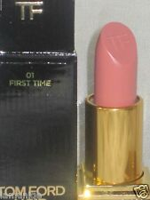 NIB LED TOM FORD MATTE LIPSTICK, FIRST TIME 01, FALL 2015