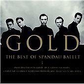 Spandau Ballet : Gold : The Best of Spandau Ballet CD (2009) (4) FAST POST