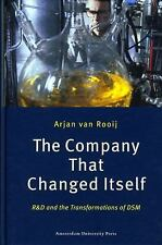 The Company That Changed Itself: R and D and the Transformations of DSM, van Roo