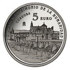 ESPAÑA 5 euro plata 2014 Cordoba - Ciudades Patrimonio de la Humanidad CÓRDOBA