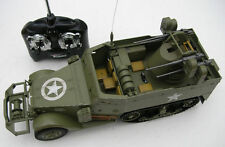 Matorro 1/16 RC M16 Multiple Gun Carriage Quadmount Halftrack