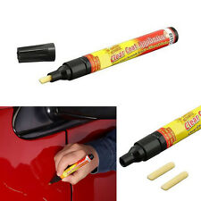 Auto Car Coat Paint Pen Touch Up Scratch Clear Repair Remover Remove Tool Kit #