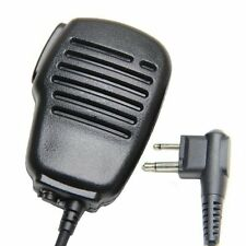 2-Pin Rainproof  Shoulder Remote Speaker Mic Microphone PTT For Motorola Radio