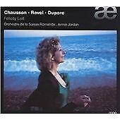 Chausson; Ravel; Duparc: Poeme De L Amour Et De La Mer, Felicity Lott, Very Good