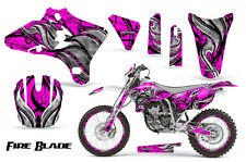 YAMAHA YZ250F YZ450F 03-05, WR250 WR450 05-06 GRAPHICS KIT DECALS FBPNPR