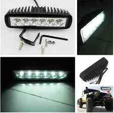 Car Truck Off Road Pickup 6 LED 18W Spot Lamp Driving Fog Work Lights For Dodge