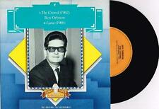 "ROY ORBISON - THE CROWD / LANA - 7"" 45 VINYL RECORD w PICT SLV"