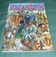 Warhammer Ancient Battles Byzantium Beyond Golden Gate Now OOP