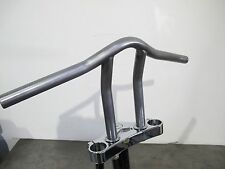 Bobber/Chopper D bars Handle Bars 8 IN HEIGHT Sportster Dyna Fxr