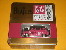 The Beatles 'Ltd Ed. Single Sleeve Die-Cast Collectible Taxi' CAN'T BUY ME LOVE