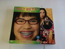 Ugly Betty - Series 1 - Complete (DVD, 2007, 6-Disc Set, Box Set)