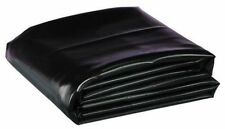 Remnant PVC Pond Liner 35 in W x 12 ft L-Great for Streams & Waterfalls-black