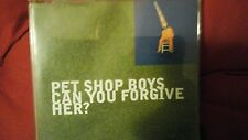 PET SHOP BOYS - CAN YOU FORGIVE HER? CD SINGOLO 4 TRACKS