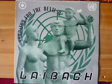 Laibach Sympathy for the Devil 12 Inch Maxi