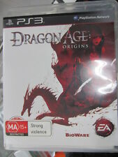 Dragon Age Origins Playstation 3 PS3