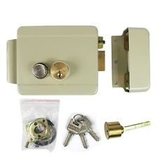 12VDC 132LB Electric Lock Electronic Door Video Intercom Doorbell Access Control