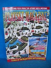 Playset Magazine #80 Marx Korean War Battleground + TV show Combat toys + more
