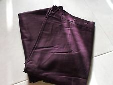 IKEA   NEW TANJA BRODYR   2  PILLOWCASE  SHAM  SIZE  28'' X 20'' BURGUNDY