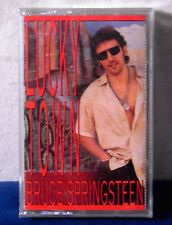 Bruce Springsteen Lucky Town 1992 CASSETTE TAPE 10 tracks