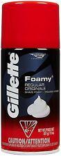 Gillette Foamy Shaving Cream, Regular - 11 oz