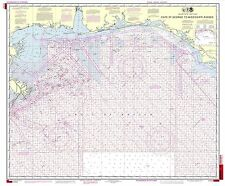 NOAA Chart Cape St. George to Mississippi Passes (Oil and Gas Leasing Areas)