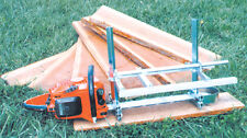 "GRANBERG ALASKAN G776, G781-24  PORTABLE 24"" CHAINSAW SAW MILL SAWMILL Made USA"