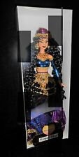 Gypsy Star ~ world barbie doll ooak repaint custom caravan night DAKOTA'S SONG