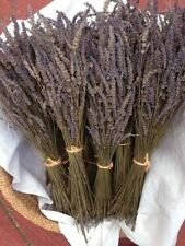 "3 Beautiful Decorated Smell Good 16"" - 20"" Dried Lavender"