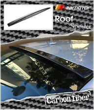 Carbon Fiber L Type Rear Roof Glass Spoiler Wing for 2007-2010 Mercedes CLS W219