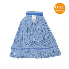 1pc 680g/24oz. SunnyCare #21682-1pc Blue Synthetic Cotton Loop-End Wet Mops