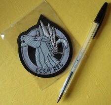 INSIGNE TISSU 1° R.E.C, Escadron Commandement et Soutien LEGION ETRANGERE