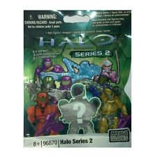 Mega Bloks Halo Mini Figures Series 2 Pink Hayabusa Spartan w/ Katana New Sealed