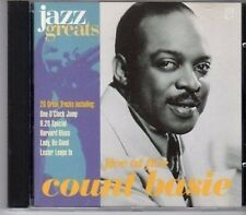 (CA137) Count Basie, Jive At Five - 1996 Jazz Greats CD No 008
