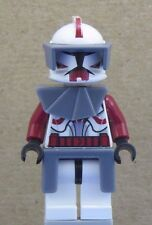 LEGO Star Wars Minifigure sw202 Commander Fox 7681 Clone Wars