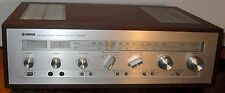 Vintage Yamaha CR-620 Natural Sound AM/FM Stereo Receiver - Great Face/Case!