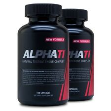 Alpha T1 2pack - Testosterone Booster - Metabolism Booster