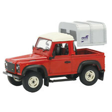 Tomy 42732 BRITAINS grande ferme Land Rover Defender 90 + canopy 3 + NEUF