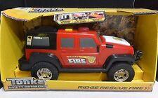 Tonka Mighty Motorized Ridge Rescue Fire #3606