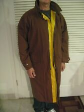 Brand New Marlboro Duster Trench Coat