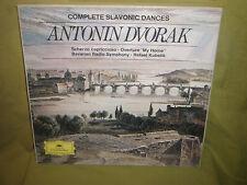 Rafael Kubelik Dvorak Complete Slavonic Dances Deutsche Grammophon 3 LP Box Set