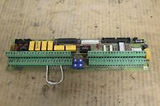 GE GENERAL ELECTRIC FANUC DRIVE TERMINAL CIRCUIT BOARD CARD 531X305NTBAHG1