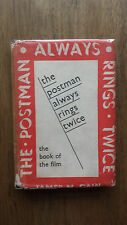 James M Cain – The Postman Always Rings Twice (1st/5th UK 1936 hb with dw)