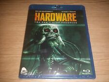 Hardware (Blu-ray Disc, 2009) Severin Films New RARE OOP