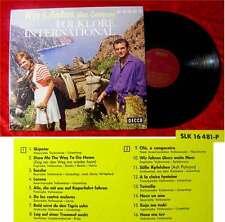 LP Wyn Hoop & Andrea Horn: Folklore International
