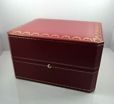 Cartier Box And Booklets