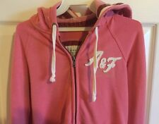 Abercrombie And Fitch Authentic Vintage Small pink Women's Hoodie Jacket
