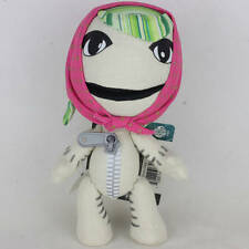"Little Big Planet Game Female Sackboy Figure 7"" Plush Toy cuddly Stuffed Animal"